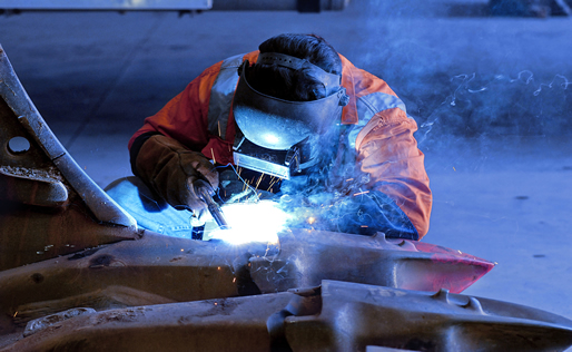 Employee Leasing + Payroll Services <br>for Welders